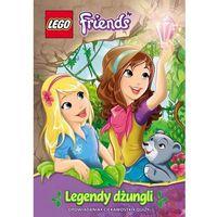 Książki dla dzieci, Lego Friends. Legendy dżungli (opr. twarda)