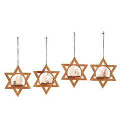 Gwiazdy betlejemskie, Ozdoby choinkowe i świąteczne