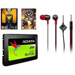 Dysk SSD ADATA SU700 120GB SATA3 (ASU700SS-120GT-C) Darmowy odbiór w 20 miastach!