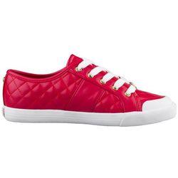 GUESS Brooklee Sneakers - Czerwony