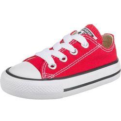 CONVERSE Trampki 'Chuck Taylor All Stars OX' czerwony