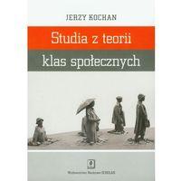 Pozostałe książki, Studia z teorii klas społecznych (opr. kartonowa)