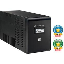 Zasilacz POWERWALKER UPS VI 1500 LCD Line-interactive 1500VA + DARMOWY TRANSPORT!