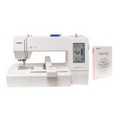 Hafciarka JANOME MC400E + DIGITIZER JR