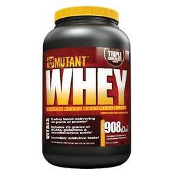 PVL MUTANT WHEY 908g białko na masę