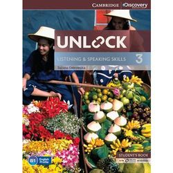 Unlock: Listening & Speaking Skills 3. Podręcznik + Online Workbook (opr. miękka)