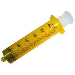 Strzykawka 50ml do leków światłoczułych SB.50.02