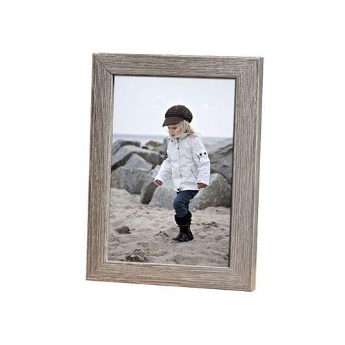 Ramki na zdjęcia, Ramka na zdjęcia Narvik 40 x 50 cm sonoma ciemna