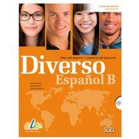 Książki do nauki języka, Diverso Espanol B Libro del alumno + Cuaderno de ejercicios + CD - Alonso Encina, Corpas Jaime (opr. miękka)