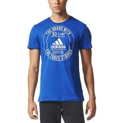 Koszulka T-Shirt adidas ESS adidas Badge Regular CD9114