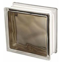 Pustak szklany Seves 1908 WBR brązowy