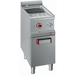 Urządzenie do gotowania makaronu 26L z szafką | gazowe | 400x700x(H)850/920mm