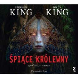 Śpiące królewny (audiobook CD) - Stephen King DARMOWA DOSTAWA KIOSK RUCHU