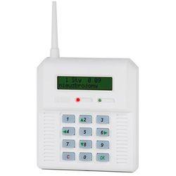 CB32 BZ Bezprzewodowa centrala alarmowa, zielony wyświetlacz Elmes