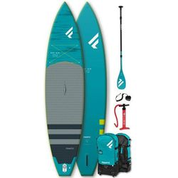 """Fanatic Ray Air Premium/Pure SUP Package 11'6"""" Inflatable SUP with Paddle and Pump 2021 Deski SUP"""