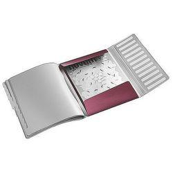 Teczka segregująca Leitz Style 12 przegródek 200 kartek rubinowa czerwień 39960028
