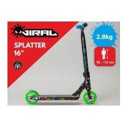 """RKR Viral 16"""" hulajnoga wyczynowa Splatter Fuel"""