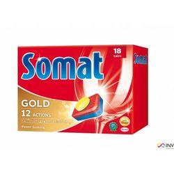 Tabletki do mycia naczyń w zmywarkach Somat Gold 342 g (18 sztuk)