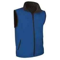 Kamizelki, bezrękawnik softshell TUNDRA: S - XXL S niebieski-royal-blue