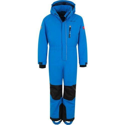 Kombinezony dziecięce, TROLLKIDS Isfjord Kombinezon zimowy Dzieci, med blue 86 2020 Kombinezony narciarskie