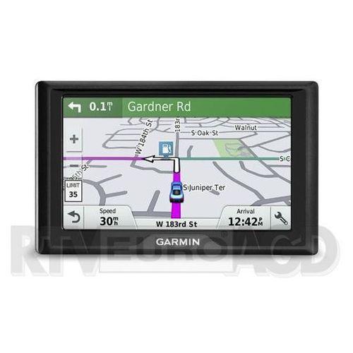 Nawigacja samochodowa, Garmin Drive 61 LMT-S CEU