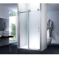 Drzwi prysznicowe, wnękowe rozsuwane Nixon Rea 140 CM Lewe