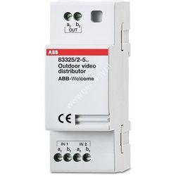 ABB ABB Rozdzielacz wideo (83325/2-500) 83325/2-500 - Rabaty za ilości. Szybka wysyłka. Profesjonalna pomoc techniczna.