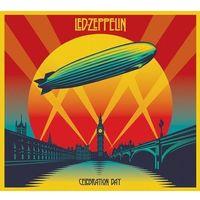 Pozostała muzyka rozrywkowa, Celebration Day (2CD + Blu-Ray / CD Box) - Led Zeppelin (Płyta CD)