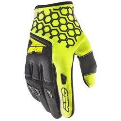 Rękawice AXO HEXA żółte