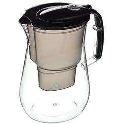 Aquaphor Dzbanek filtrujący Onyx 4,2 l + 3 wkłady B100-25 Maxfor Mg 2+ (kolor czarny)