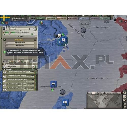 Gry PC, Hearts of Iron 3 (PC)