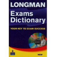 Słowniki, encyklopedie, Longman Exams Dictionary + CD (opr. twarda)