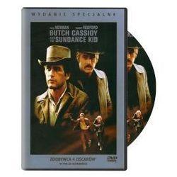 Butch Cassidy i Sundance Kid (DVD) - George Roy Hill DARMOWA DOSTAWA KIOSK RUCHU