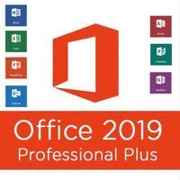 Programy biurowe i narzędziowe, Office Professional Plus 2019 MAK/Wersja PL/Klucz elektroniczny/Szybka wysyłka/F-VAT 23%