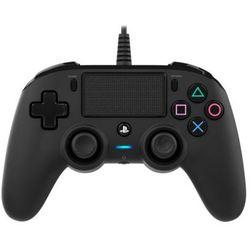 Kontroler BIG BEN Nacon Compact Controller Czarny do PS4