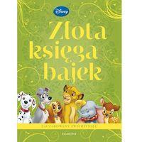 Książki dla dzieci, Złota Księga Bajek Zaczarowany zwierzyniec - wyprzedaż (opr. miękka)