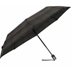 Knirps T200 Duomatic Parasolka składana 28 cm check black ZAPISZ SIĘ DO NASZEGO NEWSLETTERA, A OTRZYMASZ VOUCHER Z 15% ZNIŻKĄ
