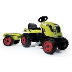 Class Traktor XL + przyczepa