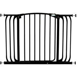Bramka rozporowa Chelsea, 97-106(506)cm, Dreambaby - czarna