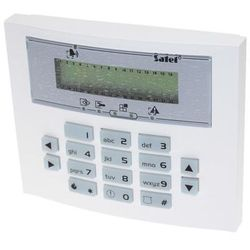 Manipulator LCD INT-KLCDS-GR (typ S - zielone) SATEL