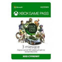 MICROSOFT Xbox GamePass 3 Miesiące