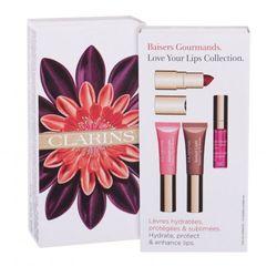 Clarins Joli Rouge Moisturizing Collection zestaw 1,5 g dla kobiet 742 Velvet