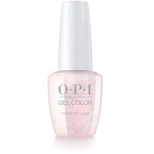 Akryle i żele, OPI GelColor THROW ME A KISS Żel kolorowy (GCSH2)
