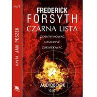 Audiobooki, Czarna lista - Frederick Forsyth