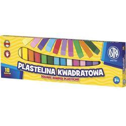 Plastelina kwadratowa Astra 18kol. 83814904