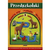 Książki dla dzieci, Przedszkolaki Zeszyt 3-latka (opr. miękka)