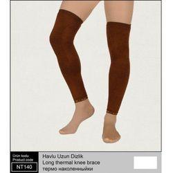 Opaski rozgrzewające na stawy kostek i kolan (para) - prod. Nebat