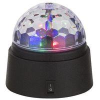 Lampy stojące, Globo 28014 - LED Lampa dekoracyjna DISCO 6xLED/0,06W/3xAA