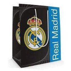 Torba papierowa średnia Real Madrid