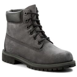 Trapery TIMBERLAND - 6 In Premium Wp Boot A1O7Q Forged Iron